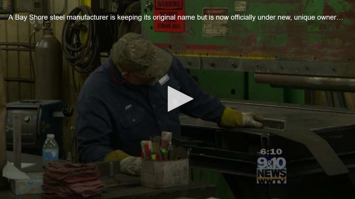 9 & 10 News: Grand Traverse Band Looks to Diversify Revenue Streams, Create Jobs With Purchase of Manufacturing Co.